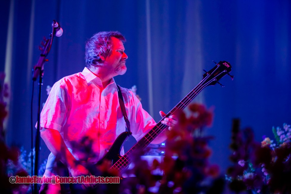 Billy Gould of Faith No More @ Pne Forum Vancouver © Jamie Taylor