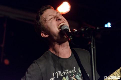 Marc Kuzio of Ghostt Bllonde at The Pinhook © Dan Kulpa