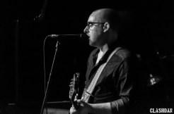 Tom May of The Menzingers at Local 506 © Dan Kulpa