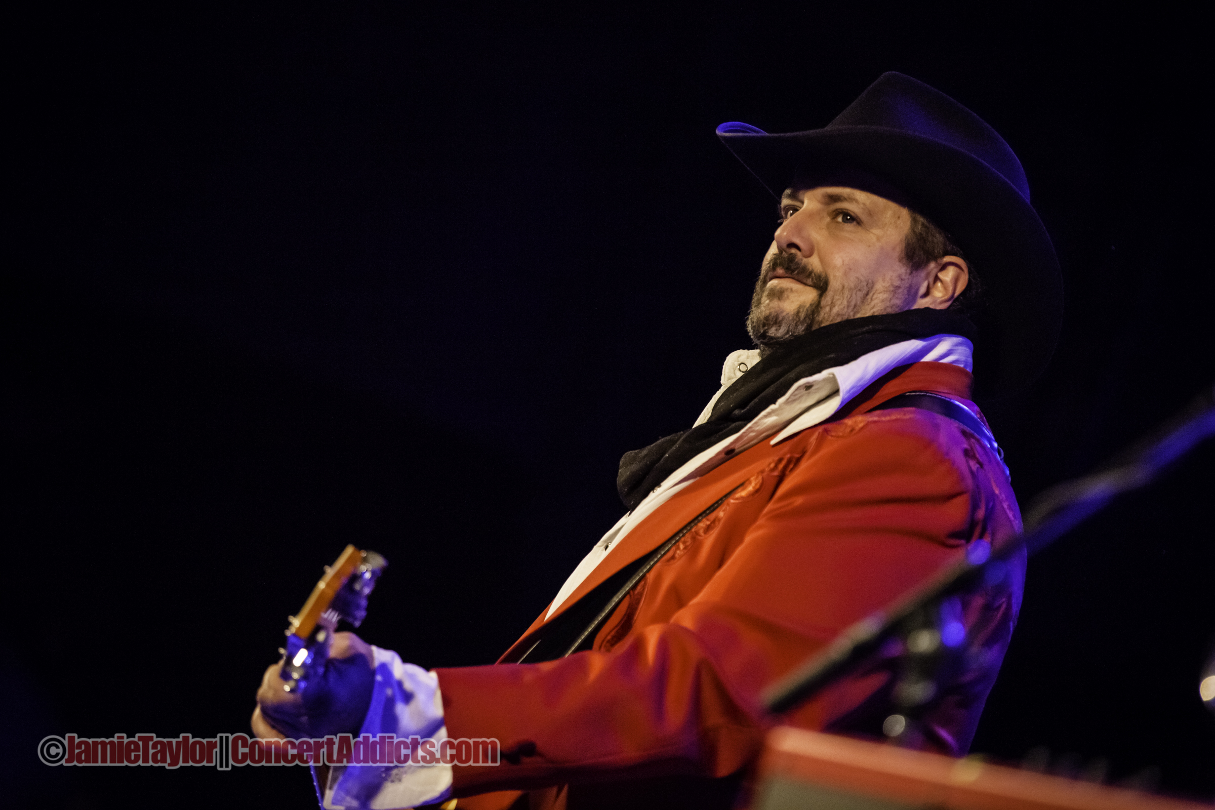 The Mavericks @ Commodore Ballroom Vancouver © Jamie Taylor