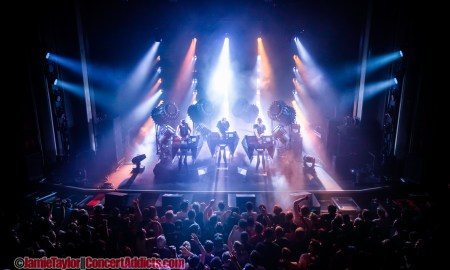 The Glitch Mob @ The Vogue Theatre Vancouver © Jamie Taylor