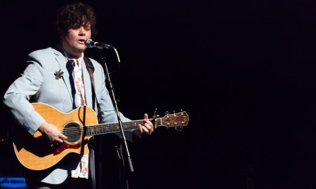 Photos of Ron Sexsmith at Molson Canadian Studio ©Wally Graves2015