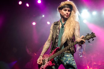Steel Panther at Sound Academy