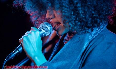 Nneka Lucia Egbuna @ The Biltmore Cabaret June 1st 2015 © Jamie Taylor