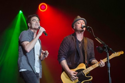 Train at the Molson Canadian Amphitheare in Toronto June 23, 2015 ©Dawn Hamilton