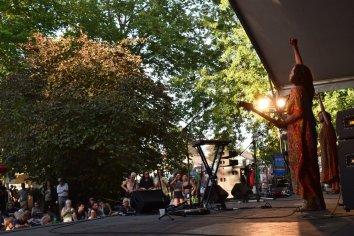 La Gallera Social Club @ Vancouver Folk Festival © Hannah Siden