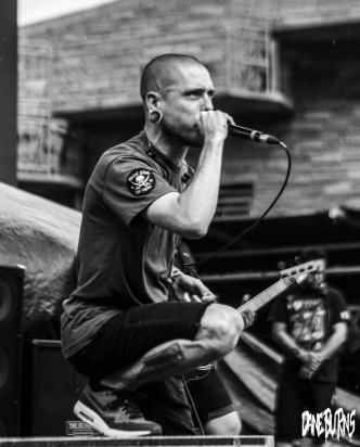 Whitechapel at Red Rocks ©Dane Burns