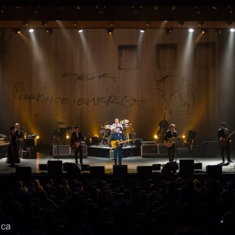 Photos of John Mellencamp at the Queen Elizabeth Theatre in Vancouver BC Canada on July 18th 2015 © RMS Media