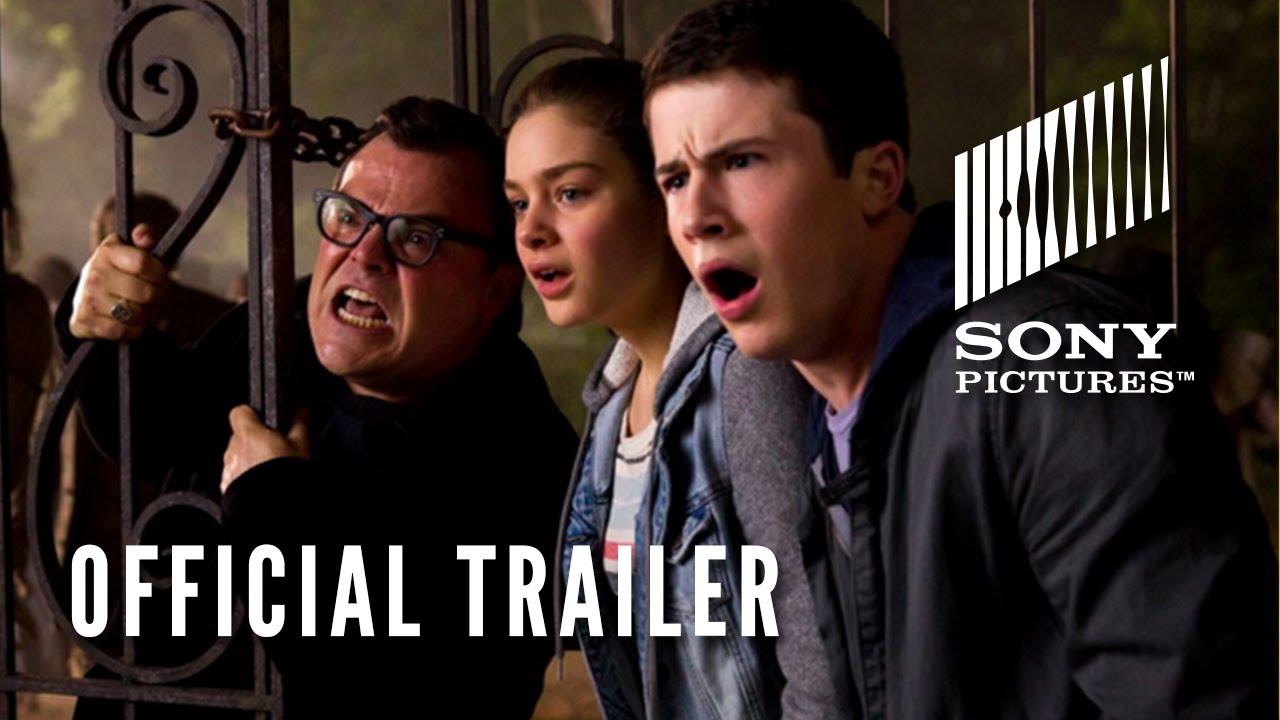 Goosebumps [2015] – Official Trailer #1