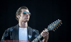 Arctic Monkeys Squamish Valley music Festival 2014