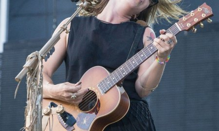 Serena Ryder NAS Squamish Valley music Festival 2014