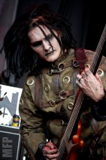 Motionless in White at White River Amphitheatre © Michael Ford