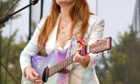 Jenny Lewis at Marymoor Park © Michael Ford
