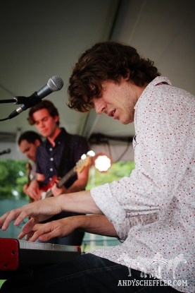 Devin Cuddy @ Burnaby Blues & Roots - Aug. 08, 2015 © Andy Scheffler