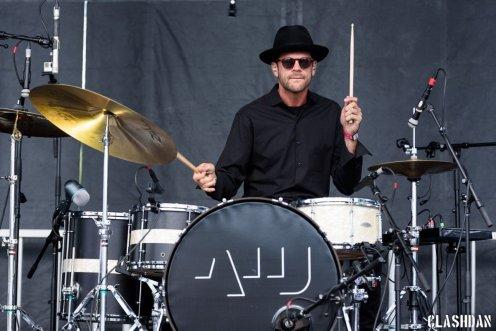 Albert Hammond Jr @ Landmark Music Festival © Dan Kulpa