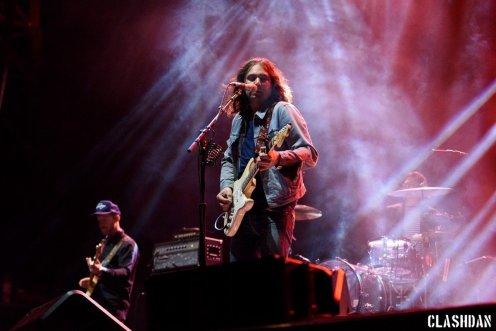 The War On Drugs @ Landmark Music Festival © Dan Kulpa