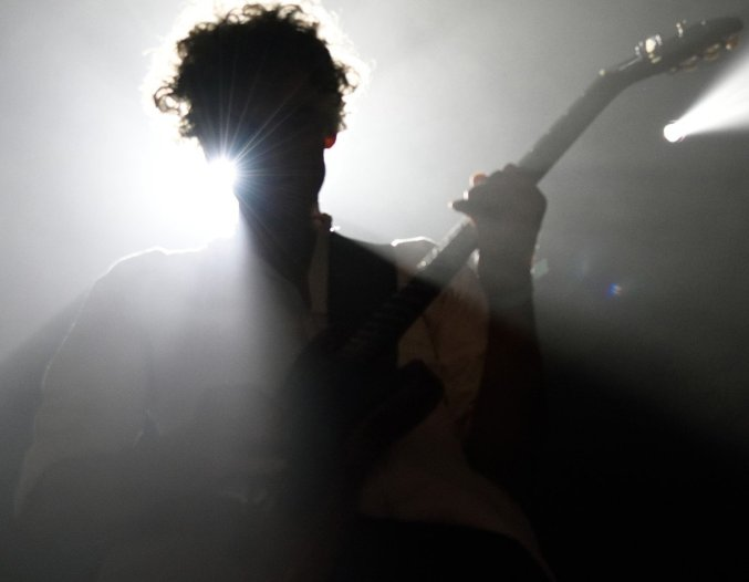 Amedeo Pace of Blonde Redhead