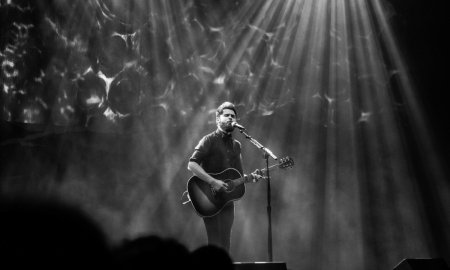 Passenger @ The Wiltern © Holland Van Gores