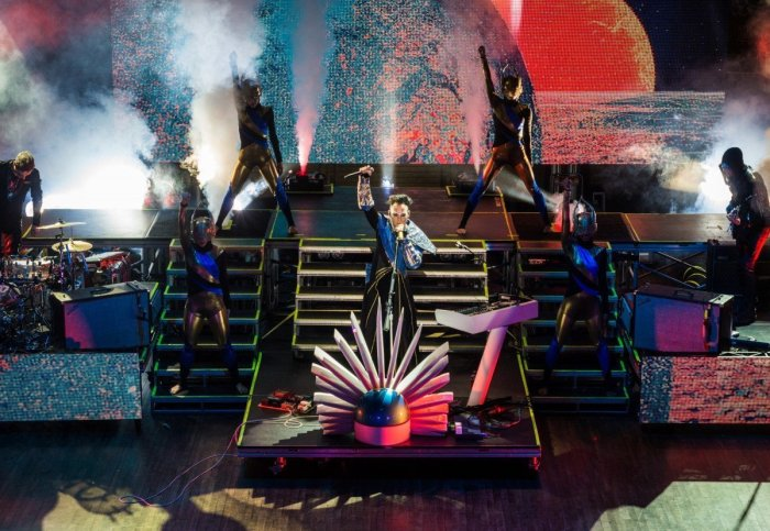 Empire of the Sun, The Orpheum Theatre, Vancouver, © Joey Rootman