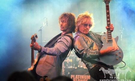 Platinum Blonde @ PNE © Andy Scheffler