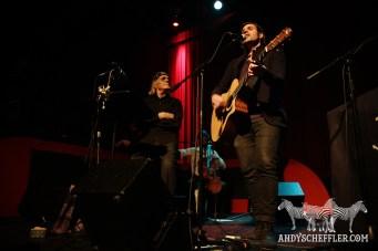 Jay Malinowski & The Deadcoast @ Fox Cabaret © Andy Scheffler
