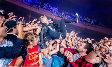 Machine Gun Kelly @ The Vogue Theatre - September 6th 2015