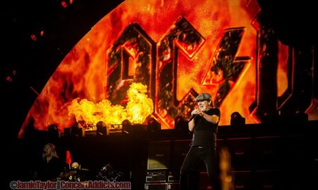 Brian Johnson AC/DC @ BC Place - September 22nd 2015