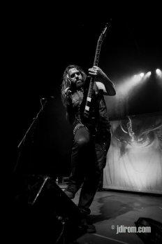 The Agonist @ MacEwan Hall © J. Dirom