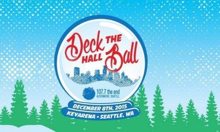 deck the hall ball 2015 keyarena seattle concertaddicts