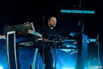 Chvrches @ Landmark Music Festival