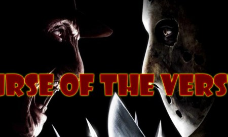 Freddy vs Jason [2003] poster review podcast curse of the versus