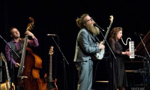 Ben Caplan & the Casual Smokers @ Molson Canadian Studio – September 30th 2015