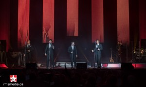 The Tenors live at Save-On-Foods Memorial Centre October 5th 2015 © RMS Media