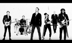 "Duran Duran ft. Nile Rodgers + Janelle Monae – ""Pressure Off"""