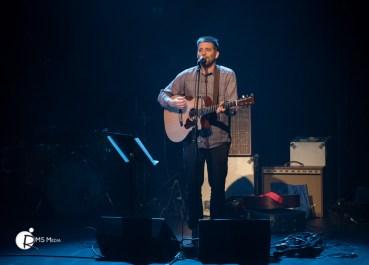 John K Samson live at McPherson Playhouse on November 12th 2015 © RMS Media by Rob Porter