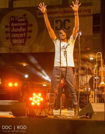 Trombone Shorty & Orleans Avenue @ The Downtown Chandler Concert Series – November 28th 2015
