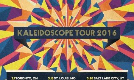 A Great Big World Announce 2016 Kaleidoscope Tour