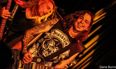 Metal Allegiance + Cage + Doll Skin + Still Not Dead + The Mendenhall Experiment @ The Whisky A Go Go - January 9th 2016