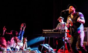 Nathaniel Rateliff and the Night Sweats @ The Commodore Ballroom , Vancouver - January 21 2016