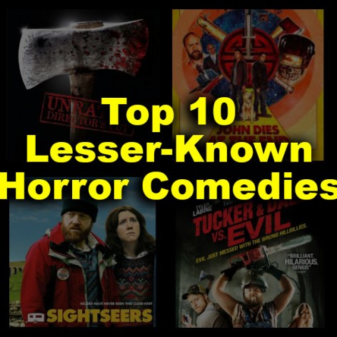 Top 10 Lesser-Known Horror Comedies