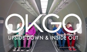 ok go Upside Down & Inside Out music video
