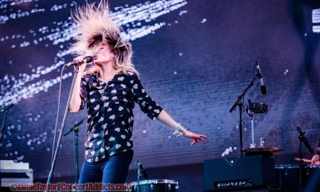 Alison Mosshart at Squamish Valley Music Festival 2016
