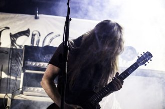 Carcass @ The Ritz in Raleigh, North Carolina on February 27th 2016
