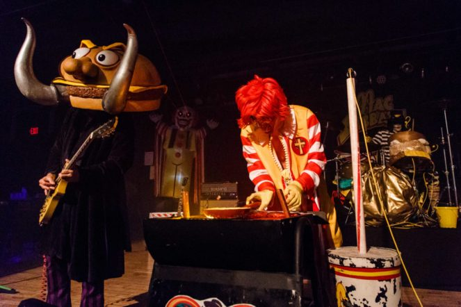 Mac Sabbath at Baltimore Soundstage © Matt Condon
