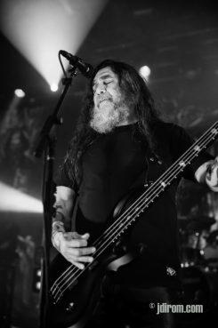 Slayer @ MacEwan Hall © J. Dirom