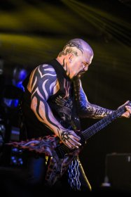 Kerry King of Slayer @ The Ritz in Raleigh, North Carolina © Masen Smith