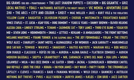 Lollapalooza Reveals Full Lineup; Radiohead, Red Hot Chili Peppers, and LCD Soundsystem To Headline