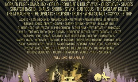 Shambhala Music Festival Announces 2016 Headliners