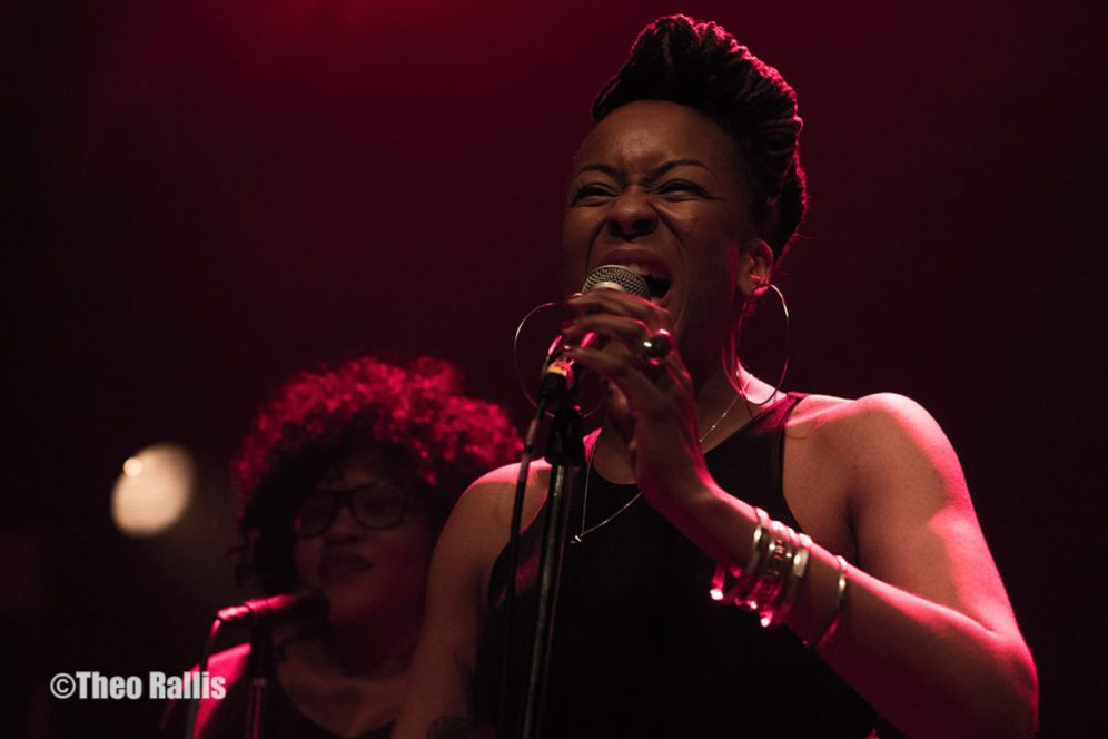Tanika Charles @ The Mod Club