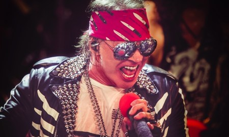 AC/DC'S ROCK OR BUST WORLD TOUR RESUMES WITH AXL ROSE ON VOCALS